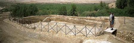 Betania de Transjordania, Jordania