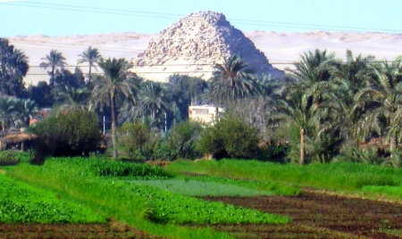 pyramid at Abusir