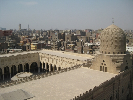 Mosque of Al-Salih Talai' in Cairo