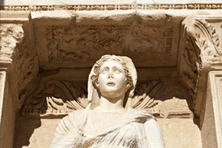 The Ephesus Library