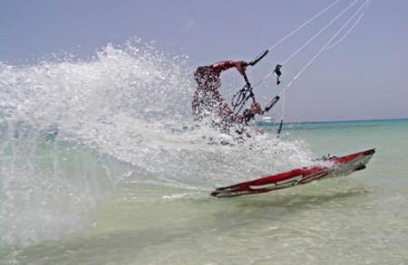 Hurghada Kitesurfing