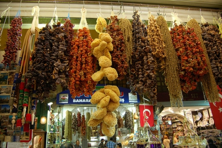 Dried Fruits in Spice Market