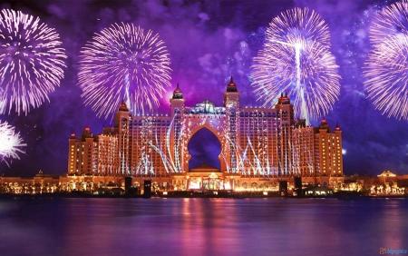 Natale e Capodanno a Dubai