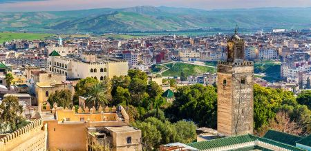 Excursões a partir dos Portos do Marrocos
