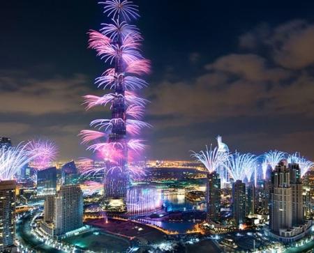 Viajes a Dubai en Navidad