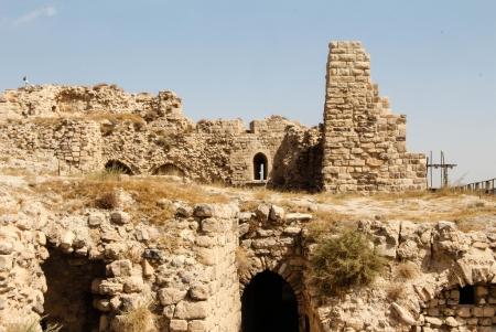 カラクの遺跡、ヨルダン