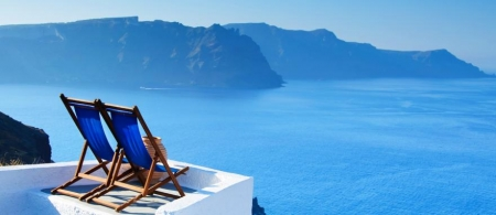 Relaxing in Amazing Greece