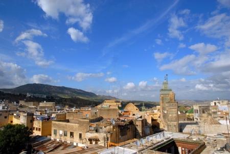 フィズ、モロッコ