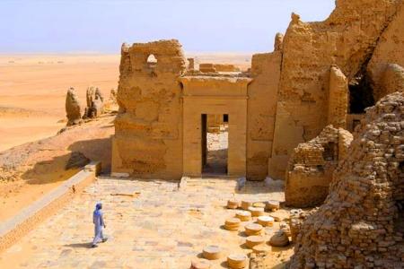 L'Oracolo di Amon a Siwa