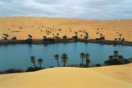 Deserto di Erfoud, Marocco