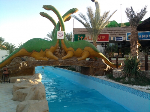 Aqua Park, Sharm El Sheikh