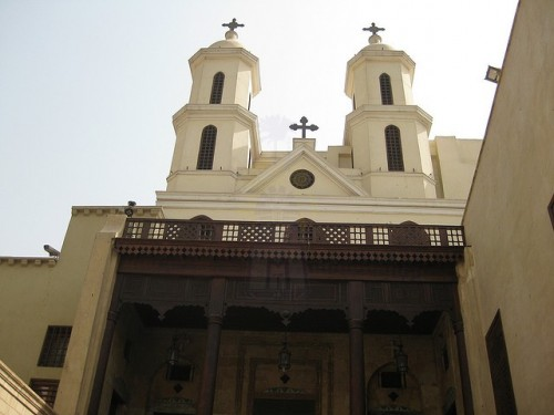 Hanging Church in Cairo