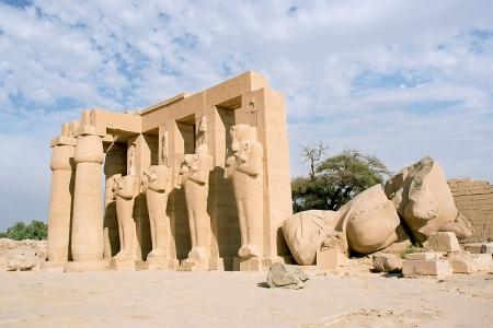 Il Ramesseum, Luxor