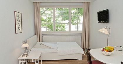 Single Studio to rent in Frankfurt