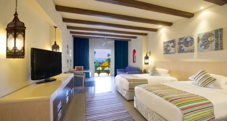 Sea View Twin Room