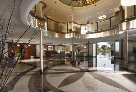 Nile Goddess Nile Cruise Lobby