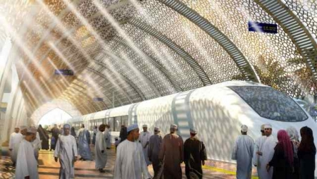 The Trains of Sultanate of Oman