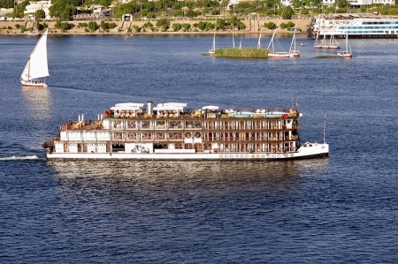 Movenpick SS Misr Nile Cruise