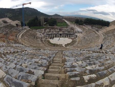 Passeio a  Éfeso - Turquia
