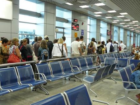 Terminals in Hurghada Airport