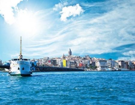 Bosphorus by Boat, Istanbul, Turkey