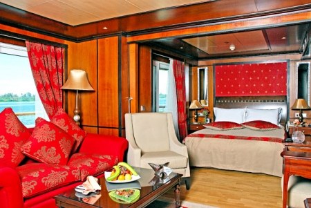 MS Amarco King Size Bed Cabin