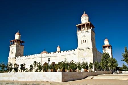 The Grand Husseini Mosque, Amman