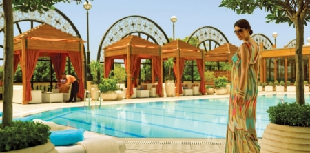 Four Seasons Cairo at the First Residence Pool