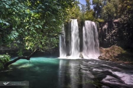 Duden Waterfalls in Antalya