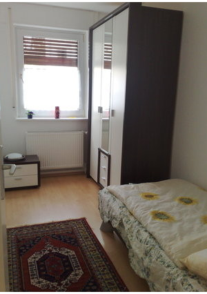 Furnished Flat for rent in Frankfurt am Main