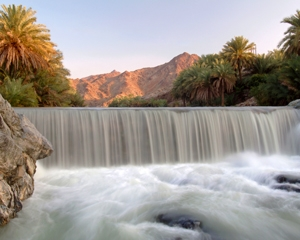 Wadi Al Hawqayn of Oman