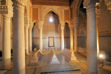 The Saadien Tombs