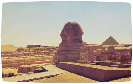 Day view of Sphinx