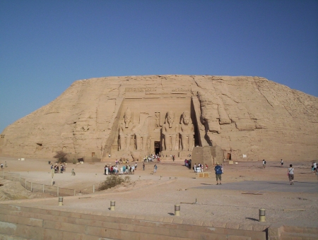 Amazing Abu Simbel Temple