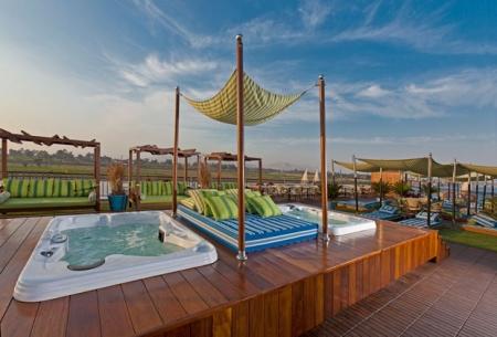 MS Mayfair Nile Cruise Pool & Spa