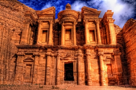 The Red Rose City of Petra