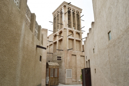 Quartiere di Bastakiya, Dubai