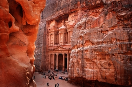 Il Tesoro di Petra - Tour della Giordania