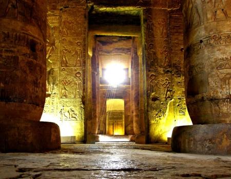 Il Tempio di Abydos