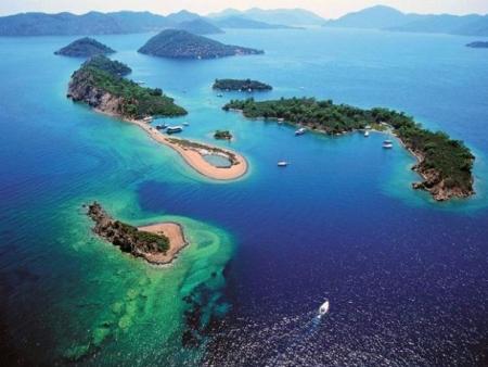 Islands Turkey - Mini Gulet Cruise
