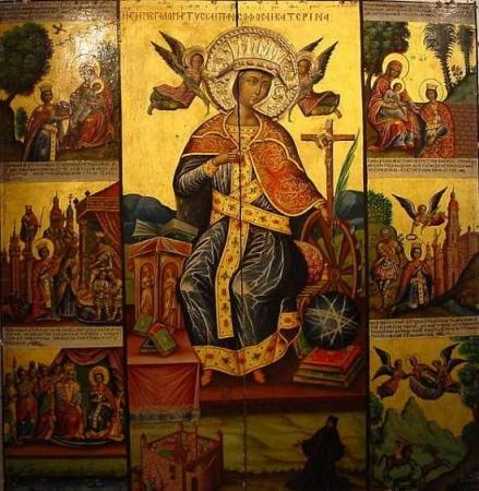 El Monasterio de Santa Catalina por dentro