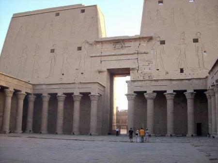 Temple d'Edfou