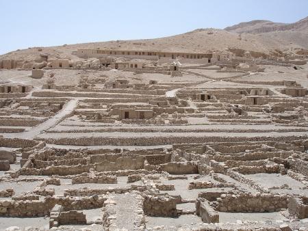 The Settlement of  Deir el-Medina