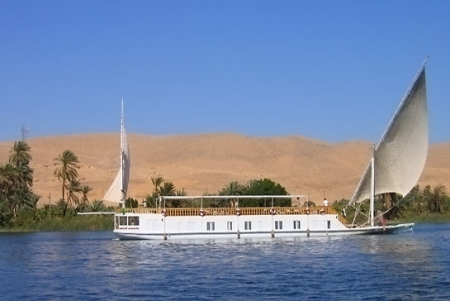 The Orient Dahabiya Nile Cruise