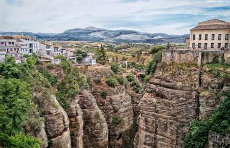 La ciudad de Ronda