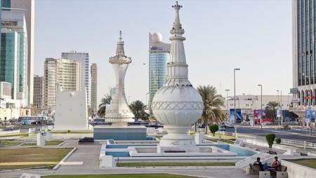 Praça Union, Abu Dhabi