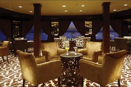 Omar El Khayam Cruise Lounge