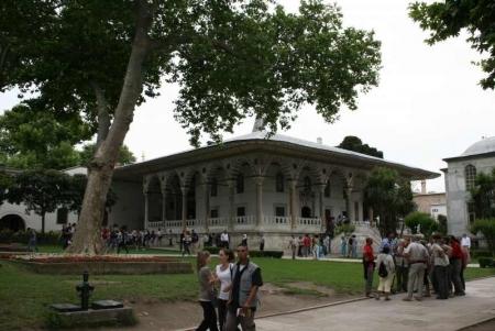 palácio do Topkapi