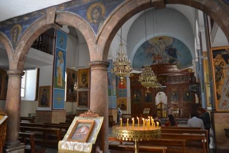 Greek Orthodox Basilica of Saint George in Madaba