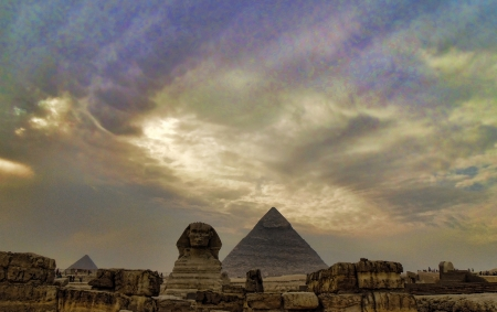 Panorama of Sphinx